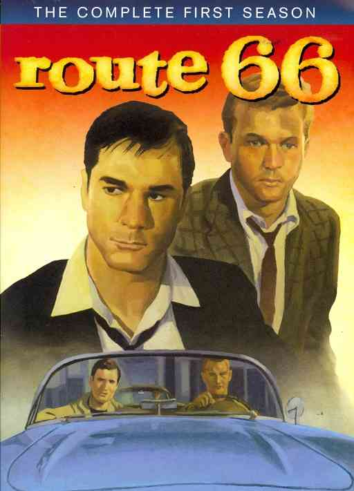 ROUTE 66:COMPLETE FIRST SEASON BY ROUTE 66 (DVD)